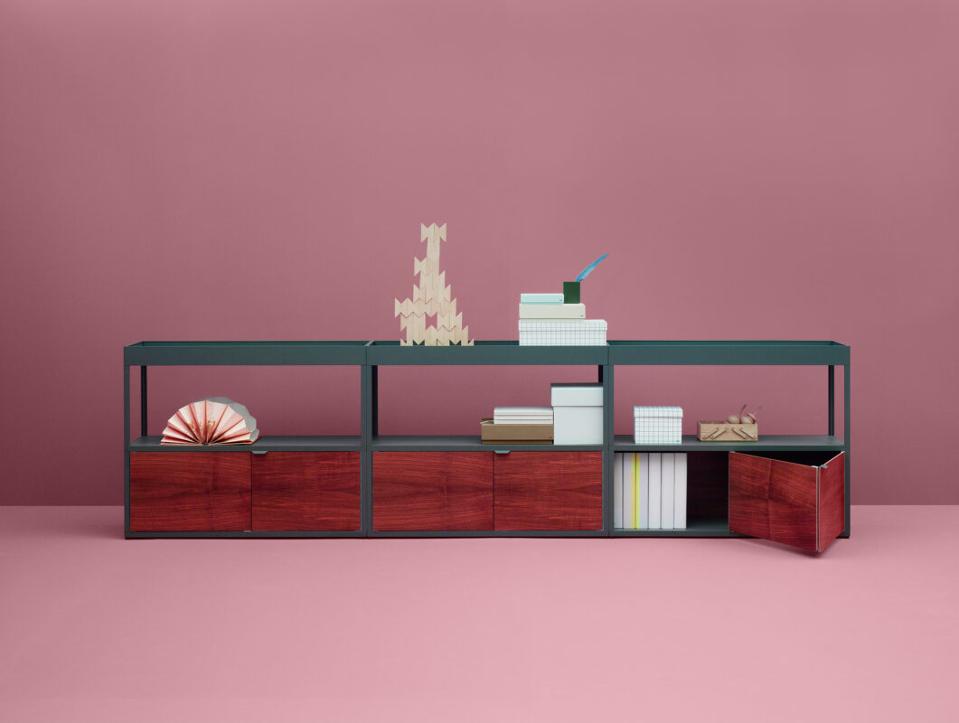 new order for hay diez office. Black Bedroom Furniture Sets. Home Design Ideas
