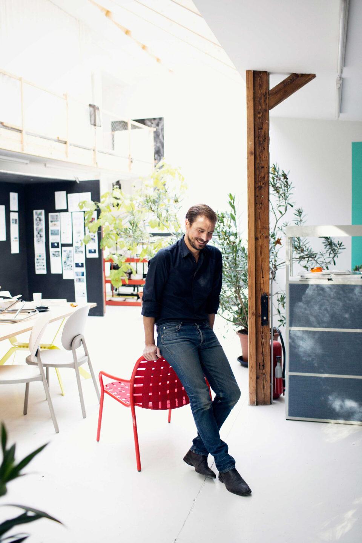 Stefan Diez about - diez office